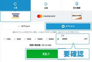 詳しく解説!VISAカードでの入金方法!!-4