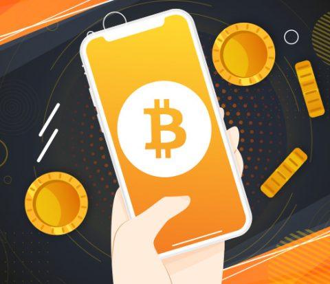 ビットコイン(Bitcoin)での入金方法!! ~スマホ編~
