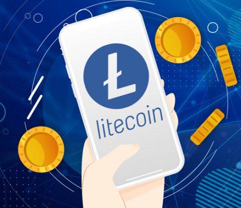 ライトコイン(Litecoin)での入金方法!! ~スマホ編~