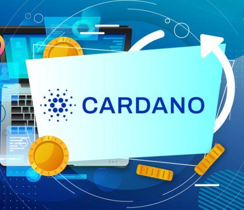 Депозит с помощью Cardano