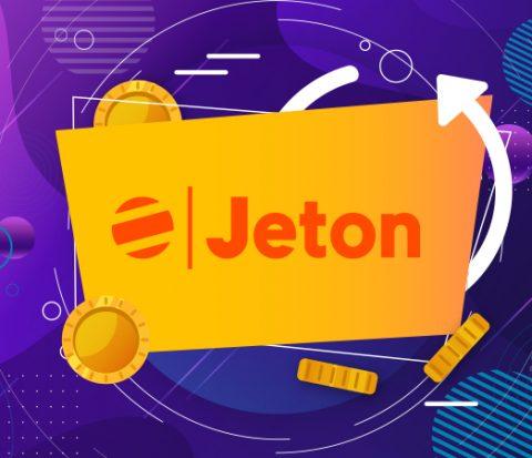 Deposit with Jeton