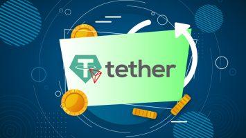 Как внести депозит с помощью Tether TRC20Депозит с помощью Tether TRC20 -1663